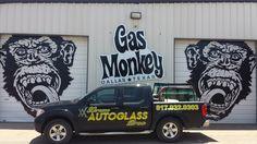 Xtreme Autoglass Pros, LLC partners with Gas Monkey Garage providing all their auto glass replacement services. Gas Money, Gas Monkey Garage, Glass Repair, Auto Glass, Glass Replacement, Cars, Store, Car Glass, Autos