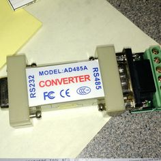 Identified and replaced converters at a Power Plant.