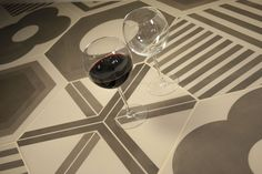 Indeed, the range of ceramic tile and porcelain stoneware offered by the European flagship brands amazes. Macro And Micro, Brick Design, Hexagon Tiles, Wall Tiles, Stoneware, Porcelain, Shapes, Ceramics, The Originals