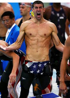Bodybuilding.com - Michael Phelps One Of The Best Athletes In History