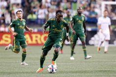"""#MLS  Darren Mattocks finds rhythm renewed at Timbers: """"It's a striker's dream"""""""