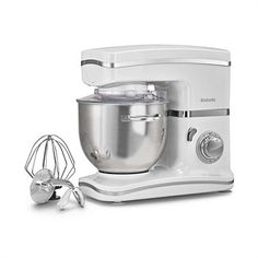 Shop quality food mixers & stand mixers in a range of colours, styles & functions at great prices. Shop online for fast shipping & our price beat guarantee. Kitchen Aid Mixer, Kitchen Appliances, Stainless Steel Bowl, Egg Whisk, Stand Mixer, Mixers, Food Preparation, Low Carb, Pizza
