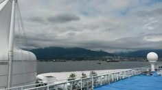 7•11•16 《1st day on the cruise, Vancouver, Canada》