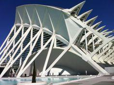 Ciudad Valenciana de las Artes y las Ciencias