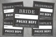 Hey, I found this really awesome Etsy listing at https://www.etsy.com/listing/261748861/bachelorette-party-mugshot-signs-photo