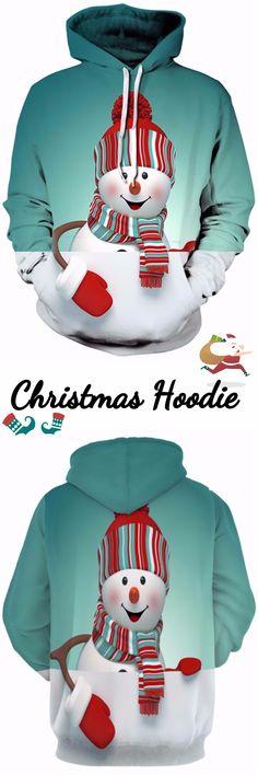 #Christmas #Men #Hoodie | Coupon Code: SDPS | Sammydress.com