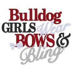 Love my Georgia Bulldogs