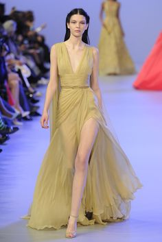 Elie Saab Couture Spring 2014 | WWD