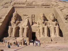 Nubian Monuments from Abu Simbel to Philae