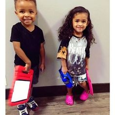 Royalty Brown and King Cairo