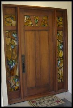 Heart of Oak Workshop, Authentic Craftsman & Mission style Doors inspired by the designs of the Arts & Crafts Movement