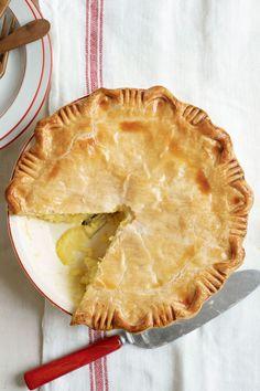 Shaker Lemon Pie - CountryLiving.com