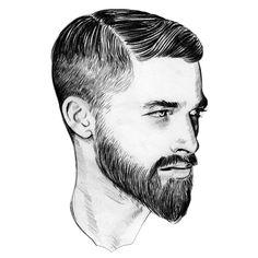 moda trends           - Men's Beard & Facial Hair Trends For 2016