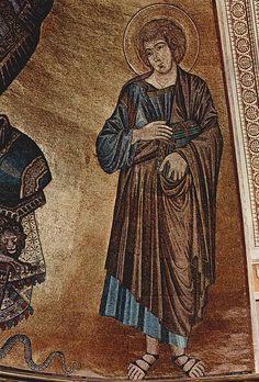 Cristo in trono tra la Vergine e san Giovanni - Wikipedia