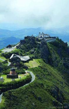 Santuário da Serra da Piedade em Caeté/MG | Conheça Minas