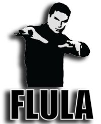 Flula.  the coolest german ever. ;)