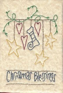 Christmas Stitchery