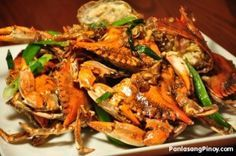 Stir-Fry-Crabs-with-Ginger-and-Scallions