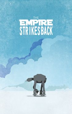 The Empire Strikes Back Art work i did will be up for sale on my site soon. www.blackdragonvinyl.co.uk