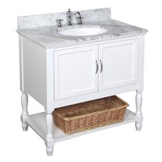 """Found it at Joss & Main - Beverly 36"""" Single Bathroom Vanity Set by Kitchen Bath Collection"""