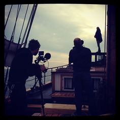 30secondstomars Silhouette while sailing #marsinfinland