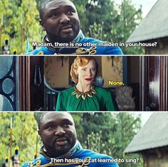 Cinderella 2015 - he was one of the best parts about the movie...