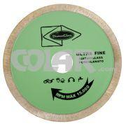 Disco Para Serra Mármore SGD Ultra Fino - DiamanGlass - Disco de diamante 110mm para máquinas manuais.     Alta produção em marmoglass, porcelanato. www.colar.com