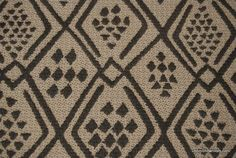 CH304 Clarence House Himba Brown Tapestry Reversible Italy Diamond Tribal African Art Cotton Fabric Heavy Upholstery Fabric Home Dec Fabric