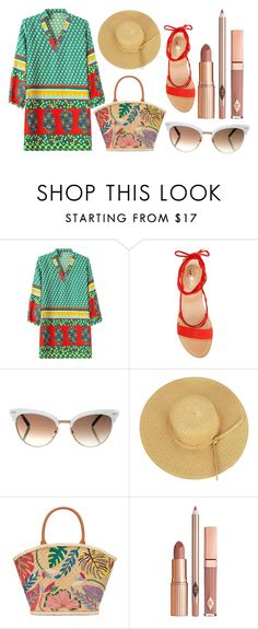 """Pattern Loco"" by thefashionpixie on Polyvore featuring Vince Camuto, Gucci, Tory Burch and Dolce Vita"