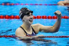 Katie Ledecky : Rio Olympics 2016: Best images from Day 4