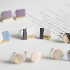 [デコ] ハンドメイド ピアス / Adorable Hand-made Earrings on ShopStyle