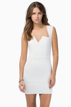 Riviera Bodycon Dress at Tobi.com #shoptobi