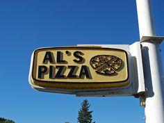Al's Pizza in Sidney and Troy Ohio ...THE BEST pizza ever