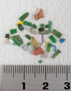 The accumulation of plastic waste fragments in sea sediment has sharply increased around the world in the century, according to a recent study on micr Design Research, Study, Beautiful, Plastic Waste, Ecology, Science, Twitter, Studio, Studying