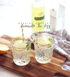 COCKTAIL – Limoncello Gin Fizz.. • Acie | Stylista