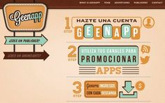 Geenapp, obtén unos ingresos extra promocionando apps