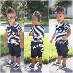 kids fashion #boy #outfit