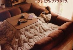 Three kotatsu-boosting items to turn your home into a toasty fort against winter's cold Tea Art, Japanese House, Japanese Culture, Traditional House, My Dream Home, Just In Case, My House, Farm House, Home Furniture
