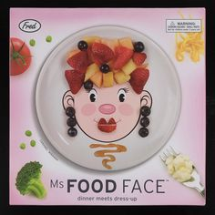 Ms Food Face� - make faces at the table $11