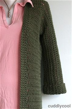Gratis Haakpatroon Vest Crochet Pinterest Crochet Clothes