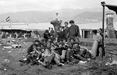 Aixerrotako paellak, 1972 / Paellas de Aixerrota, 1972 (ref. SC1168) Foto: Eugenio Gandiaga