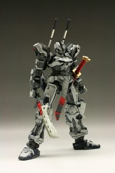 Astray Gundam Remodeled Full Weapons