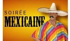 Organisation d'une soirée Mexicaine : conseils et astuces
