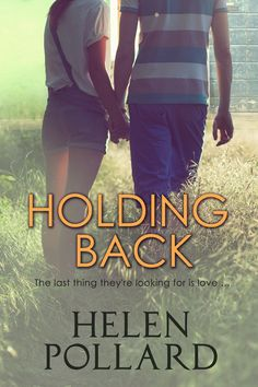 HoldingBack - cover