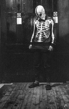 tyler joseph Only Skeleton Bones Remain.......
