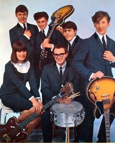 The Applejacks Play That Funky Music, Uk Singles Chart, The Fab Four, British Invasion, 80s Music, West Midlands, Sheet Music, Music Sheets, A Decade