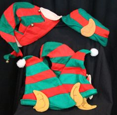 Elf Hat Collection