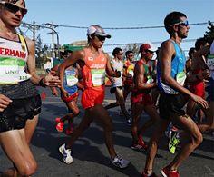 男子20キロ競歩の高橋 :フォトニュース - リオ五輪・パラリンピック 2016:時事ドットコム