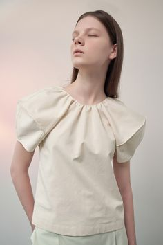One Shoulder, Ruffle Blouse, Sleeves, Tops, Women, Fashion, Moda, Women's, Fasion