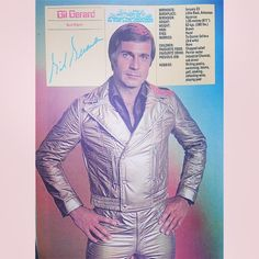 The one and only...Gil Gerard look-in magazine buck rogers